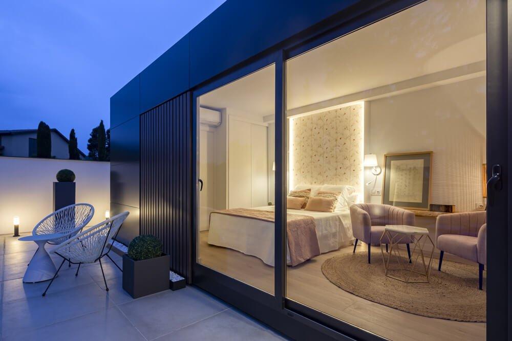 ampliar casa módulo prefabricado
