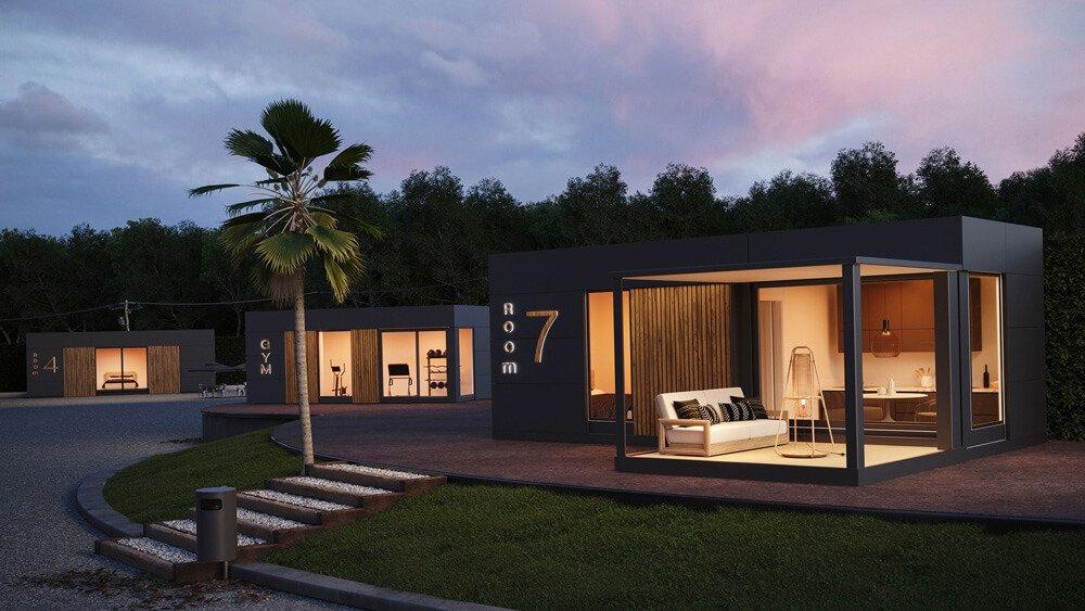 arquitectura sostenible modular