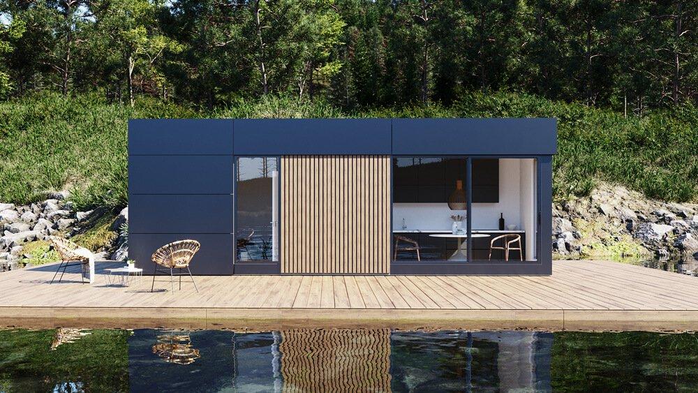 arquitectura modular sostenible