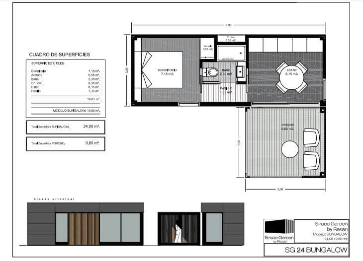 bungalow modular