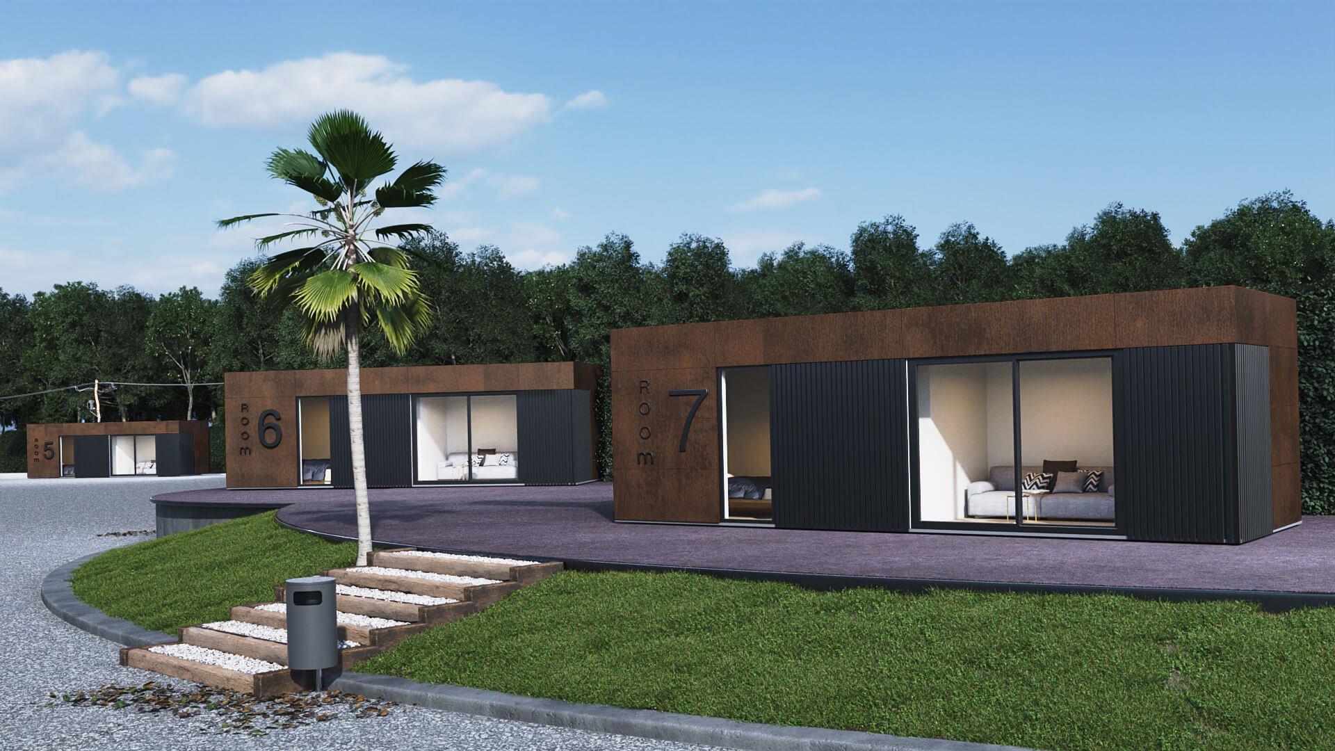 bungalows prefabricados