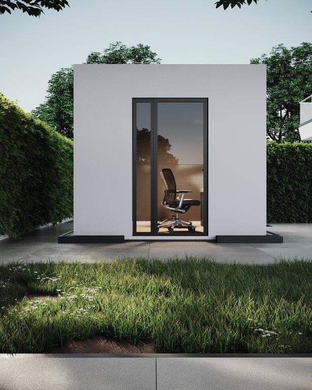 despacho modular prefabricado
