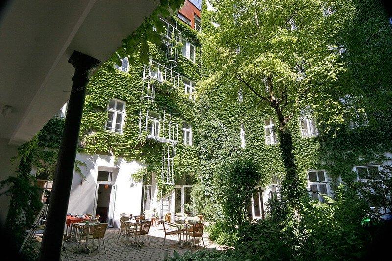 hotel ecológico y sostenible