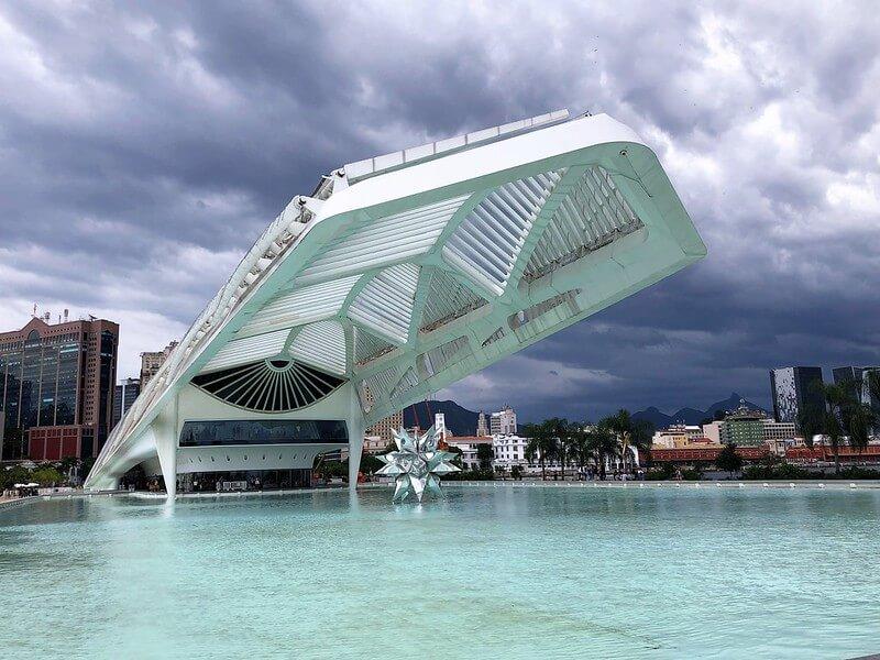 Museo del mañana edificio sostenible