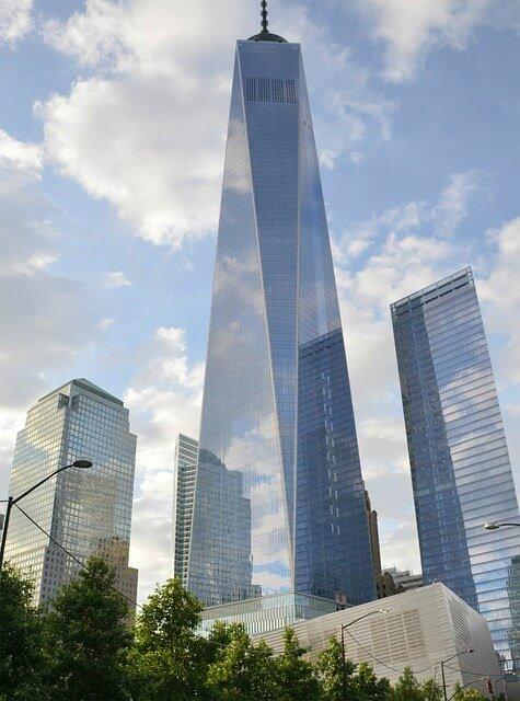 Word Trade Center arquitectura escológica